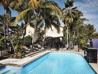 residence Hoteliere LE VACOA, à 2 pas du lagon, concept different d'un hôtel