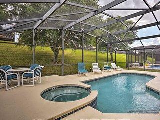 Kissimmee Home w/ Pool - 1 Mile to Animal Kingdom!