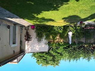 Guest rooms (chambres d'hôtes) in Aix-en-Provence, at Laetitia's place