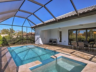 NEW! Stylish Naples Home w/Pool -2 Miles to Beach!