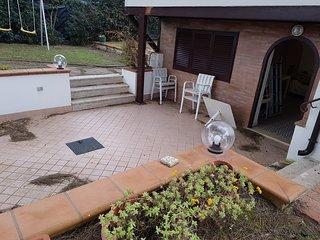 Depandance in Villa fronte mare per 7 in residence