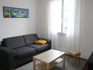 Appartement trop mignon au pays des galettes !
