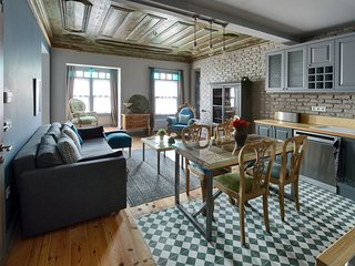 Beautiful one-bedroom flat in historical building