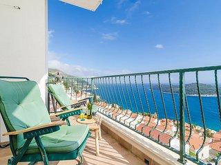 Dubrovnik apartment Media -2 bedrooms - beautiful Sea & Old Town view
