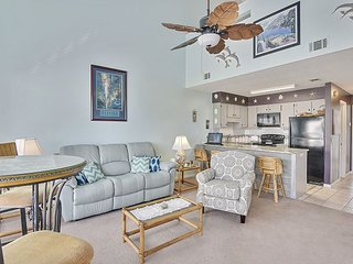 FREE Activities+ 2bd/2ba w/ King Sized Bed~Perfect Luxury Summer Rental!!