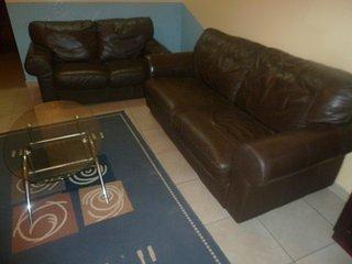 Appartement 3 chambres meublé : Bastos