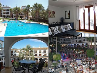 One Bed Apartment on Villamartin Plaza, Costa Blanca - 5 minutes from beach