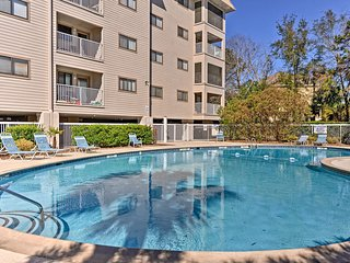 NEW! Hilton Head Resort Condo w/ Beach Shuttle!