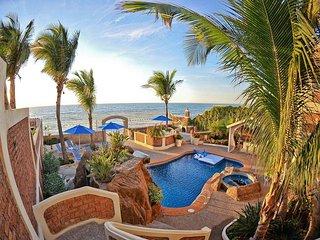 Sandcastle Oceanfront Villa