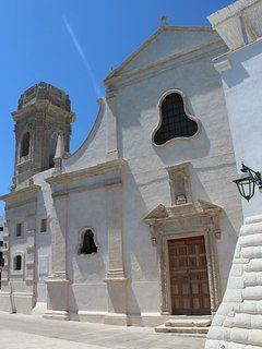 Centro storico is filled with delightful architecture