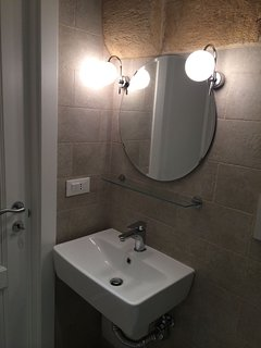 2 contemporary shower rooms recently renovated with high spec furnishings
