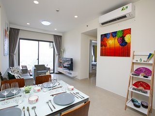 Cosy & Luxurious 2BR apt in Thao Dien Masteri - 2705