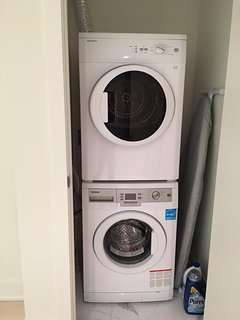 Washer + Dryer