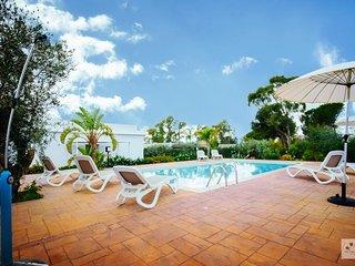 Villa con piscina - 4 posti letto a Montevago - Menfi