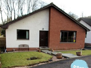 Countryside Detached Home in Little Dunkeld, Perthshire
