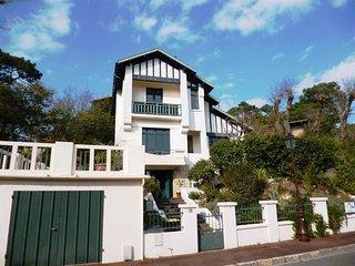 Arcachon Ville d'Hiver / pereire - Proche plage - Villa de charme 6 personnes
