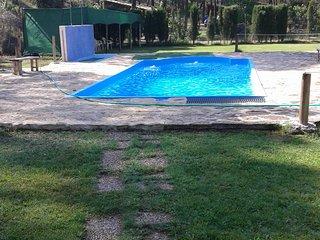 Cabana finca el lagunazo,Parque Natural del Rio Mundo