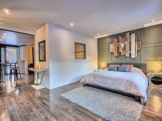 The Cheery Loft in The Heart of Plateau Mont-Royal