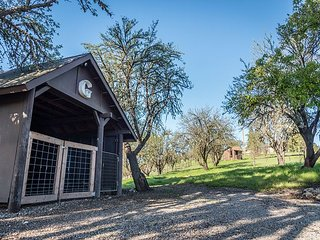 Forever Views and Sunset Magic!  Beautiful home, set on ten private acres.