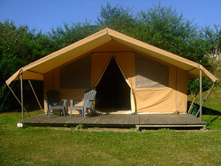 Canvas Lodge Tent