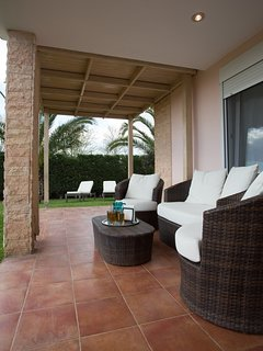 Relax and enjoy your vacations in our terrace.