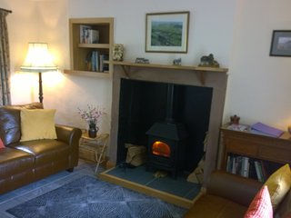 Cosy Cumbrian cottage in the Eden Valley close to the Lake District
