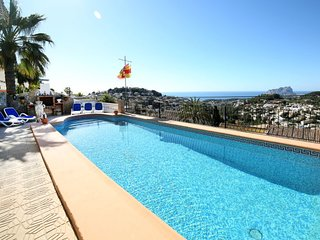 4 bedroom Villa in Urbanització Montemar, Valencia, Spain : ref 5607620