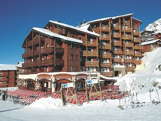 2 bedroom Apartment in Val Thorens, Auvergne-Rhone-Alpes, France : ref 5608372