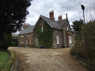 Luxury Period Coachhouse set on 25 acres of private grounds/lands