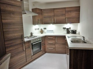 Belfast City Centre Obel Tower Apartment (5 Star)