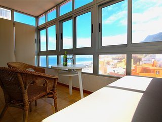 QUIET APARTMENT - BAJAMAR - NEXT TO THE SEA - WIFI