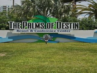 SPECIAL RATES AT THE PALMS OF DESTIN FROM THE 8TH FLOOR OCEAN VIEWS & SUNSET!