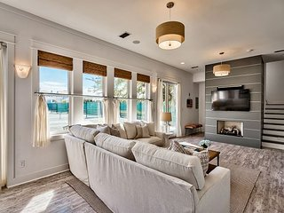 Silver Seas Cottage - Stunning New Redesigned Rental in Rosemary Beach!!