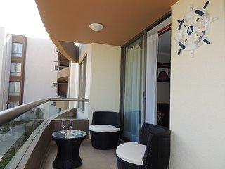 Apartamento bonito y acogedor frente a la Playa