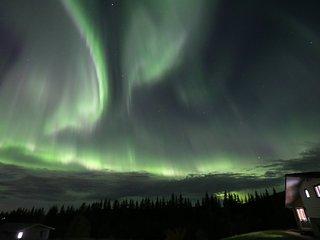 360° Aurora & Denali View House 360°极光盛宴庄园4卧3卫