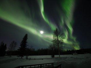 360° Aurora & Denali View Apt 360°极光盛宴庄园2双卧双卫