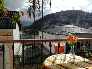 Departamento Amoblado para turistas en Quito
