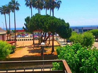 Apartamento frente al mar a 25 kms de Barcelona