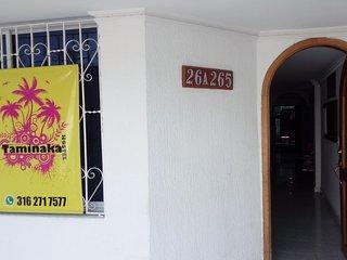 Taminaka Hostel en Santa Marta