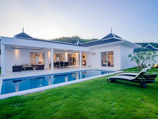 Luxury Private Pool Villa in Hua Hin