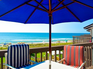 ☀️Oceanfront Serenity☀️Spring and Summer Specials☀️