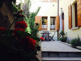 Apartment Azzurro, central location near Lake Garda