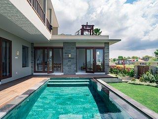 3 Bedroom Villa with Ocean View