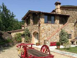 20 mins Lucca! Dania, Private pool, WIFI, ideal groups wanting privacy,