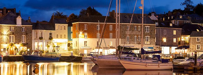 Padstow by Night