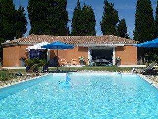 1 bedroom Villa in Rognonas, Provence-Alpes-Côte d'Azur, France : ref 5607797
