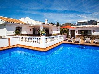 3 bedroom Villa in El Molino, Andalusia, Spain : ref 5557162