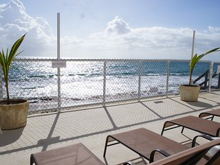 Large, Comfy 2 Bedroom Apartment at Beachfront Property in Rincon Estella Beach