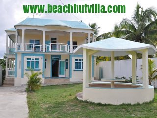 Beach Hut Villa