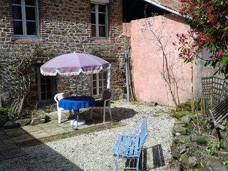 Maison entre le Mont Saint-Michel et Cancale